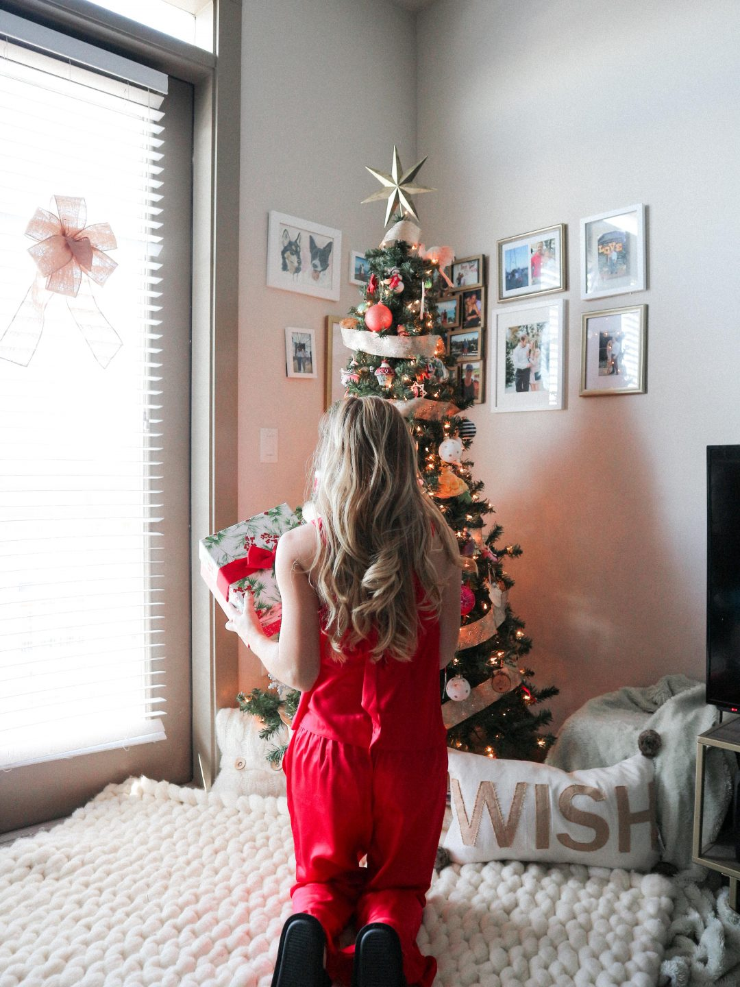 Christmas Apartment Decor 7 Top Tips Home Running In Heels