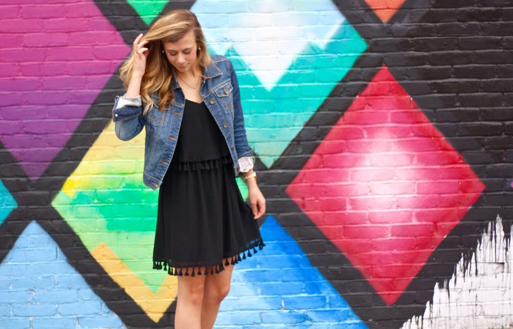 easy outfit: lbd